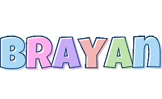 Brayan pastel logo