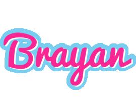 Brayan popstar logo