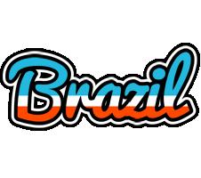 Brazil america logo