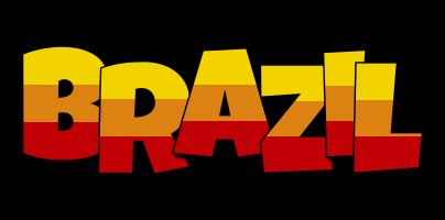Brazil jungle logo
