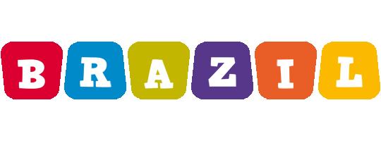 Brazil kiddo logo