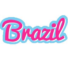 Brazil popstar logo