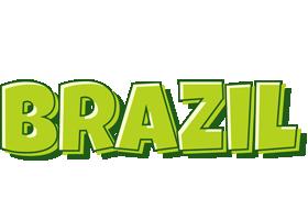 Brazil summer logo