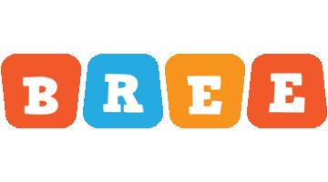 Bree comics logo