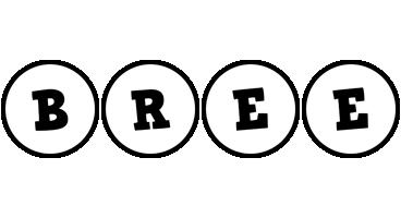 Bree handy logo