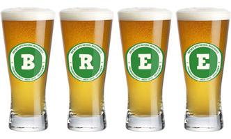 Bree lager logo