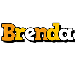 Brenda cartoon logo
