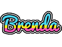 Brenda circus logo