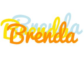 Brenda energy logo