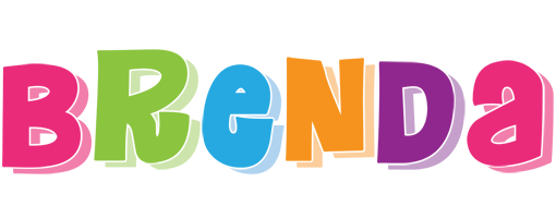 Brenda friday logo
