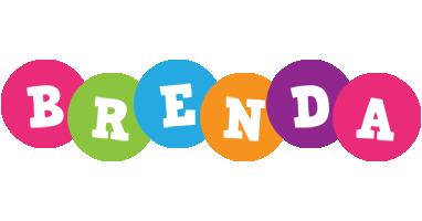Brenda friends logo