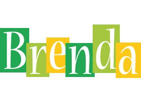 Brenda lemonade logo