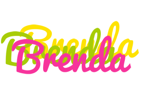 Brenda sweets logo
