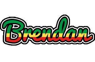 Brendan african logo