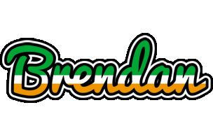 Brendan ireland logo