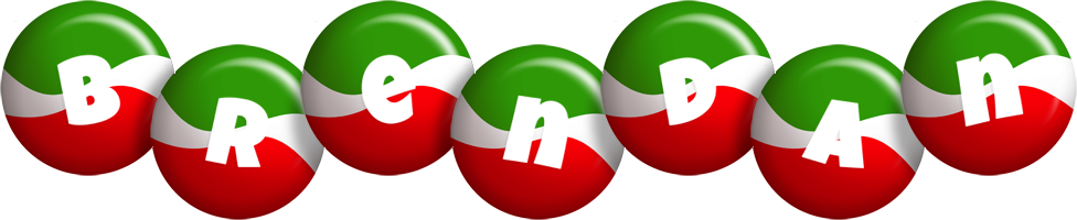 Brendan italy logo