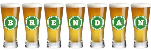 Brendan lager logo