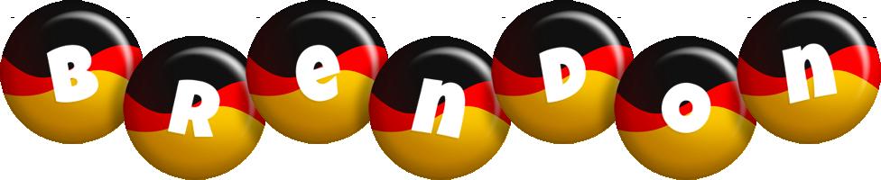 Brendon german logo
