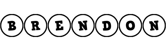 Brendon handy logo