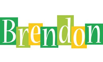 Brendon lemonade logo