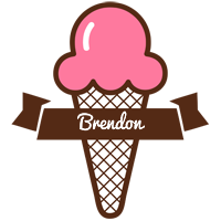 Brendon premium logo