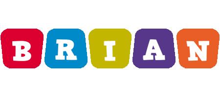 Brian daycare logo