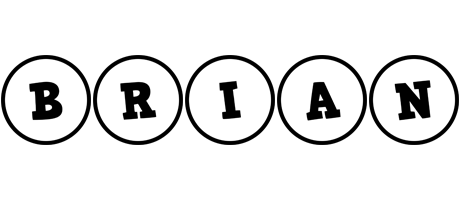 Brian handy logo