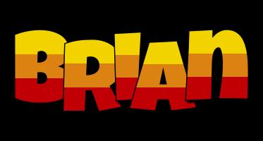 Brian jungle logo