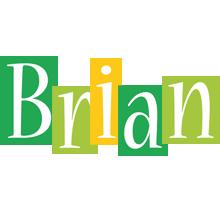 Brian lemonade logo