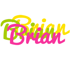 Brian sweets logo