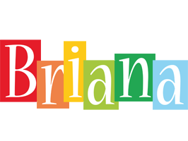 Briana colors logo