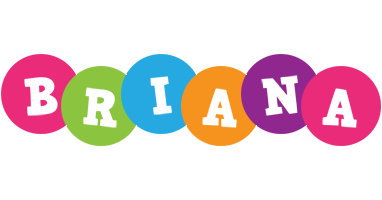 Briana friends logo