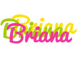 Briana sweets logo