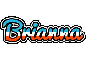 Brianna america logo