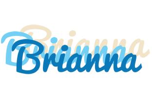 Brianna breeze logo