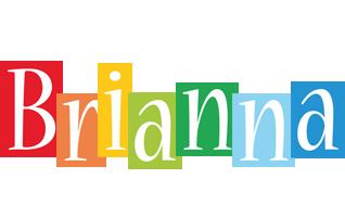 Brianna colors logo