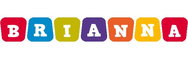 Brianna daycare logo