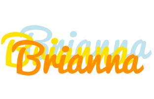 Brianna energy logo