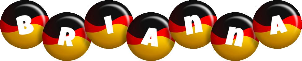 Brianna german logo