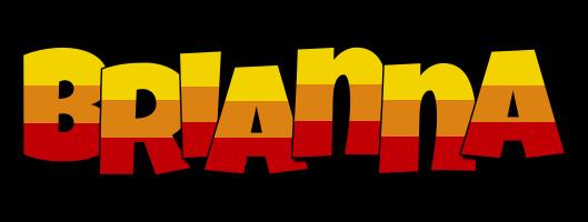 Brianna jungle logo