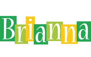 Brianna lemonade logo