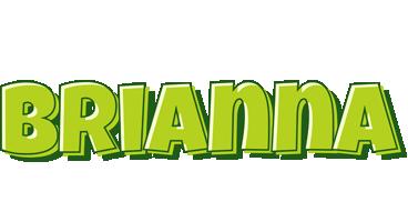 Brianna summer logo