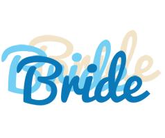 Bride breeze logo