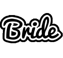 Bride chess logo