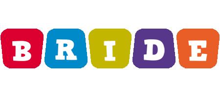 Bride daycare logo