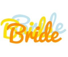 Bride energy logo