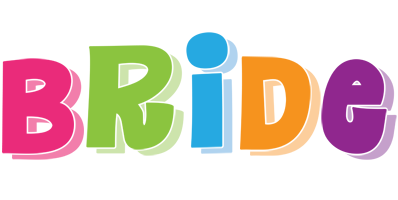 Bride friday logo