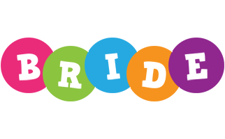 Bride friends logo