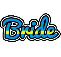 Bride sweden logo
