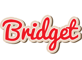 Bridget chocolate logo